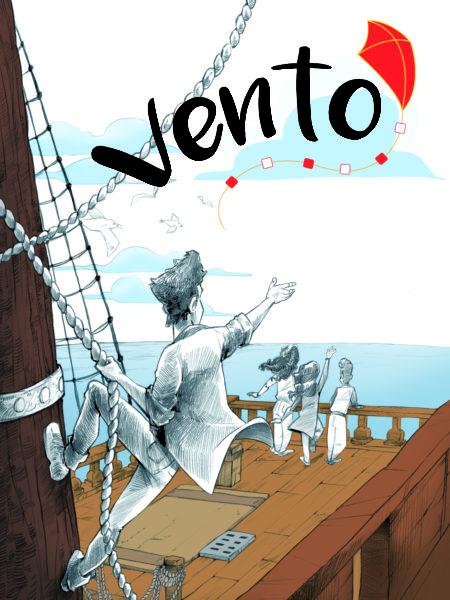illustrazione locandina Vento